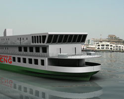 Competition Winner Ferry