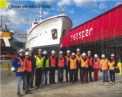 UBC NAME featured in (mt): Marine Technology