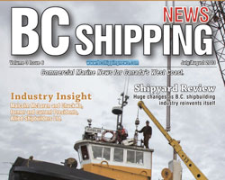 UBC Naval Architecture & Marine Engineering featured in BC Shipping News