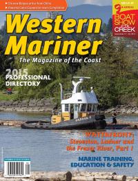 Western Mariner Highlights MEng and MEL NAME programs